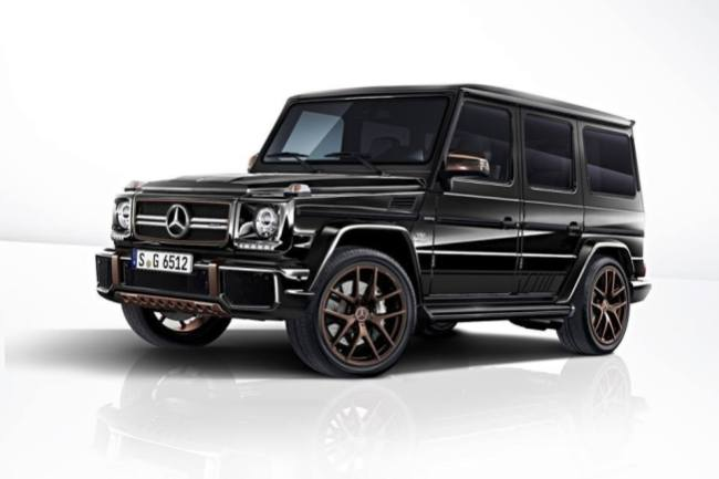 Photo of Mercedes-AMG G 65 Discontinued