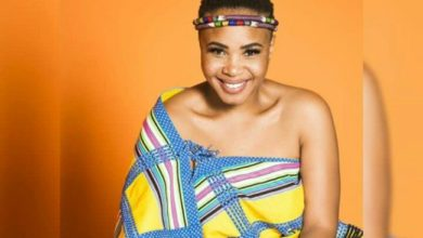 Photo of Pics! Check Out How SA Celebs Embraced Different Cultures on #HeritageDay