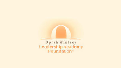 Photo of Applications Open for The Oprah Winfrey Leadership Academy for Girls SA Internships 2021 (5 x)