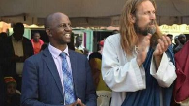 Photo of Lol: Here Is What SA Celebs Have To Say About 'Jesus' Spotted In Kenya