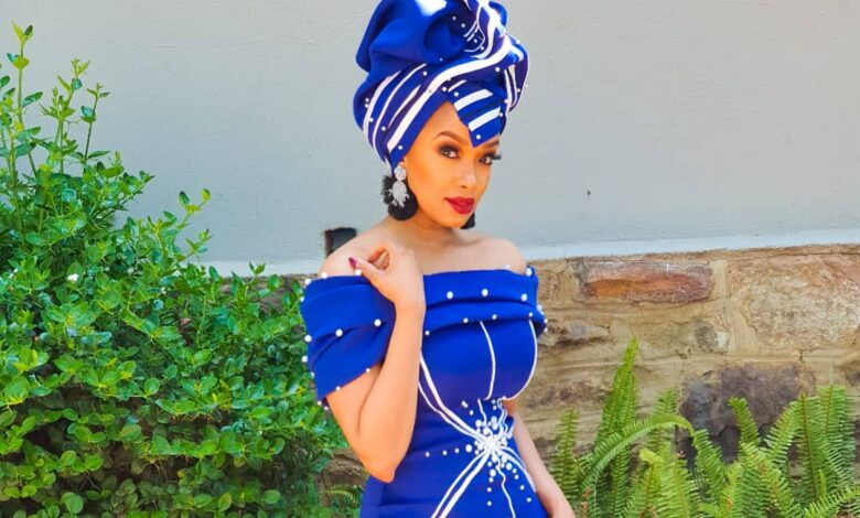 Dineo Langa On The Struggles Women Face To Have A Flat Stomach Youth Village