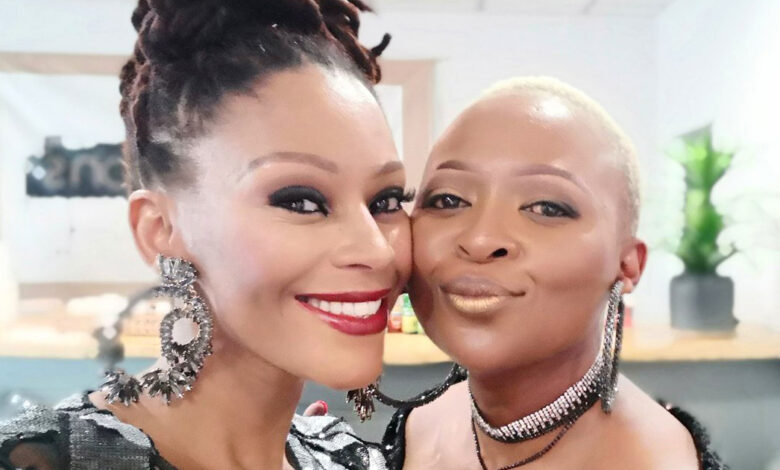 Letoya Makhene Defends Generations The Legacy - Youth Village
