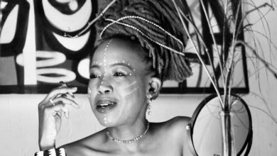 Photo of Ntsiki Mazwai On Why She Never Attack Black Men About Their Hairstyle Choices