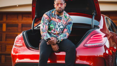 Photo of Cars Prince Kaybee is driving