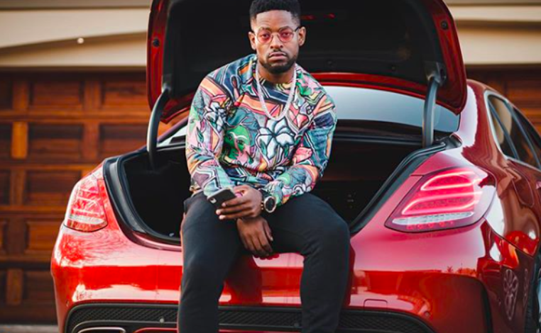 Prince Kaybee and his Cars