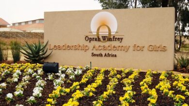 Photo of Applications Open for The Oprah Winfrey Leadership Academy for Girls Grade 8 Scholarship Programme 2021