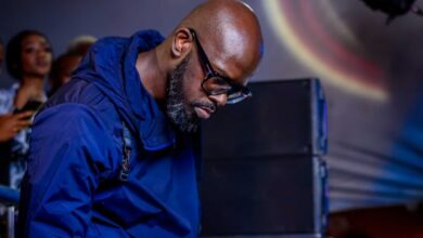Photo of Here Is How Black Coffee Brings Music To The Masses During Self Isolation #OneManBand