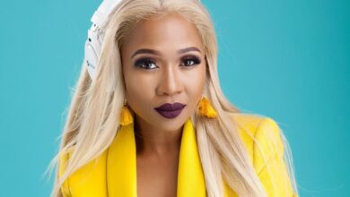 Photo of Pic: We Are Here For Dineo Ranaka's Beautiful Dolled Up Face