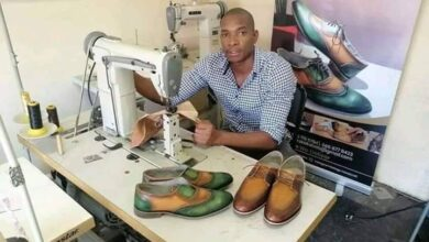Photo of 10 Interesting Facts About  Self Taught Cobbler Ike Majadihlogo Lekgoro