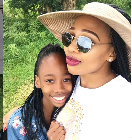 Phindile Gwala & Hubby enter 2020 in sweet style