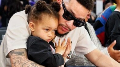 Photo of Sweet! AKA Urges His Daughter Kairo To Do The Most Noble Gesture