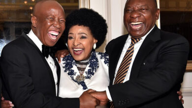 Photo of Twitter Reacts To Julius Malema Calling Cyril Ramaphosa A Bast*rd