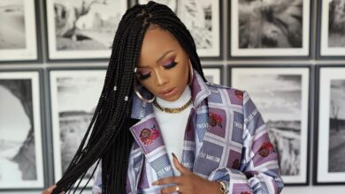 Photo of Bonang Matheba, Nomzamo Mbatha, Ayanda Thabethe and Other Celebs Lead The Way With Box Braids This Winter
