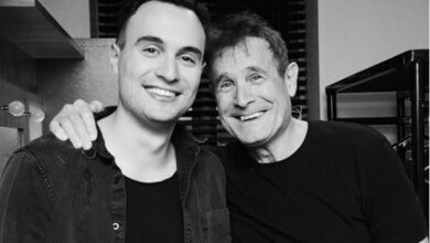 Photo of Johnny Clegg's Son Jesse Remembers Him A Year After His Passing