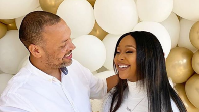 Photo of Minnie Dlamini's Husband Goes All Out For Her 30th Birthday Celebration