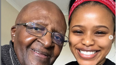 Photo of Natasha Thahane Celebrates Her Grandparents 65th Wedding Anniversary