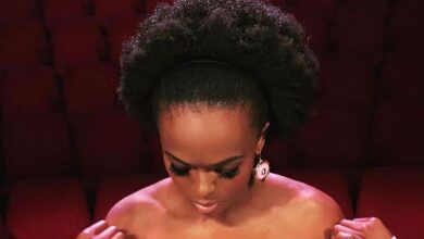 Photo of Unathi On Embracing Her Natural Hair In Her Teens and The Reason Behind Her Decision