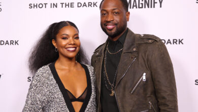 Photo of Gabrielle Union and Dwyane Wade Anxiously Waiting for Blood and Water Season II