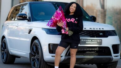 Photo of SA Female Celebs and Their Cars So Far In 2020
