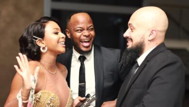 Photo of Boity Welcomes Her Manager Bash Vision To The Dirty 30's