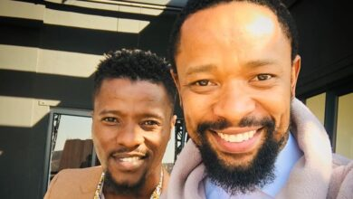 Photo of SK Khoza Sends His Younger Brother and Best Friend Abdul A Beautiful Birthday Shout Out