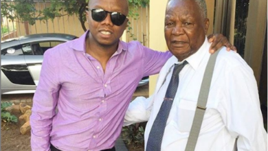 Photo of TBo Touch Mourns His Father