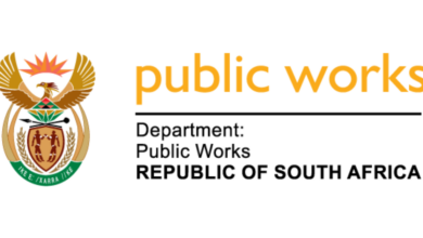 Photo of Applications Open For The Department of Public Works Internships Programme 2020-2022