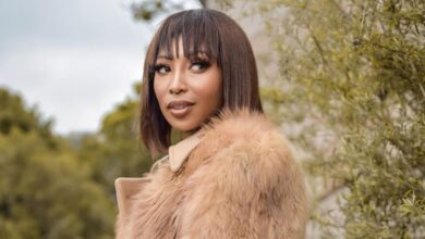 Photo of Enhle Mbali Introduces Her New Role On An Upcoming Drama Series
