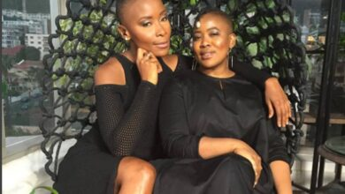 Photo of Bonnie Mbuli Shares A Throwback Picture Showing She and Thandiswa Mazwai Have Been Friends From Way Back
