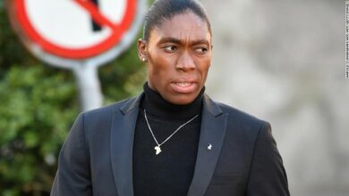 Photo of Caster Semenya Shares A Positive Message With Her Fans After Losing The Testosterone Rule Appeal