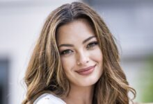 Photo of Demi-Leigh Tebow Launches A Replica of Her Wedding Gown For Brides To Be