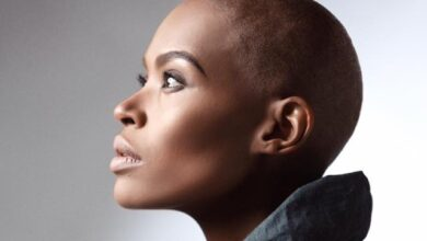 """Photo of """"My Confidence Doesn't Lie In My Hair,"""" Gail Mabalane On Going Bald #AlopeciaAwarenessMonth"""