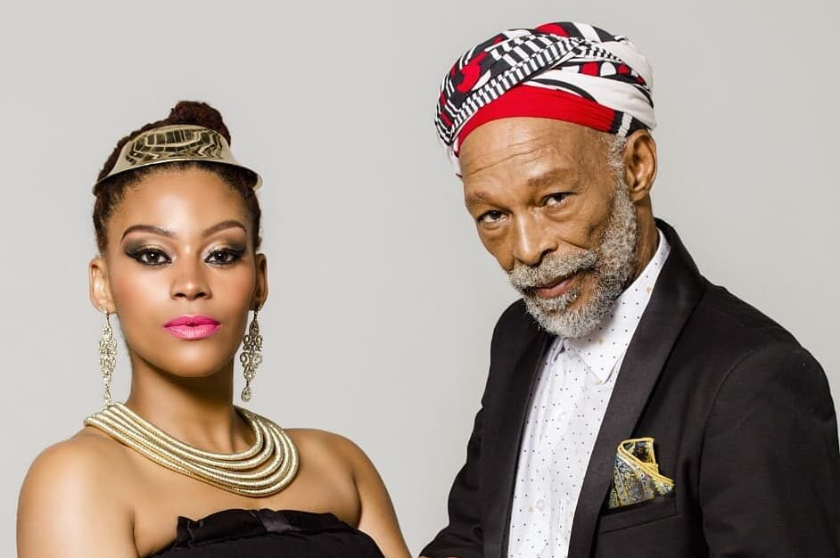 Letoya Makhene And Her Son Serve Us Cute Moments In This