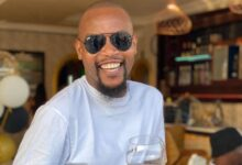 Photo of Moshe Ndiki Is Going To Be A Dad