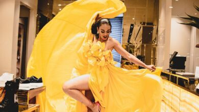 Photo of Watch! Pearl Thusi Takes Us Through Her First Pole Dancing Class