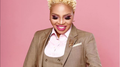 Photo of 10 Times Norma Mngoma Slayed In Fashionable Power Suits