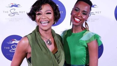 Photo of SA Celebs Shower Zozibini Tunzi With Sweet Birthday Messages