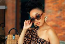 Photo of Dineo Langa Exposes An Instagram Boutique Using Her Images To Promote It's Business