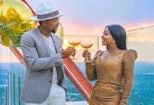 Photo of Check Out How SA Celebs Welcomed  #WorldChampagneDay