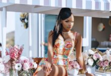 Photo of Bonang Matheba Hits Back After Being Doubted For Owning House of BNG