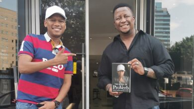 Photo of Proverb Shows Appreciation To DJ Fresh Who Gave Him A Radio Job Back In 2003 #TheBookOfProVerb