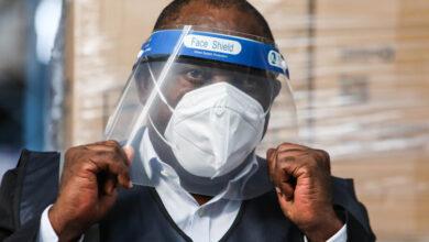 Photo of President Cyril Ramaphosa Goes Into Self-Quarantine
