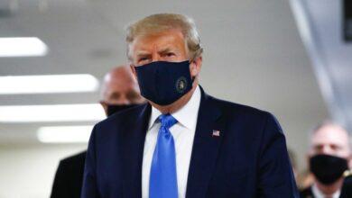 Photo of SA Celebs React To American President Donald Trump Testing Positive To Coronavirus #TrumpHasCovid
