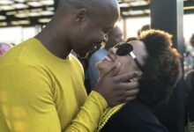 Photo of Vuyolwethu Ngcukana Works Alongside His Bae Renate Stuurman #Unmarried2