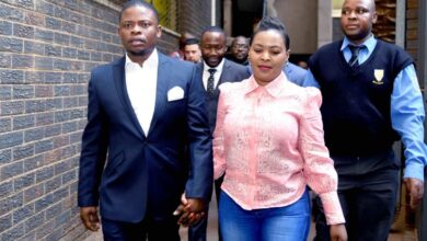 Photo of Shepherd Bushiri Hands Himself Over To The Hawks Following Wife's Arrest