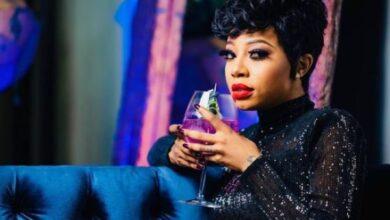 Photo of Kelly Khumalo's Gin Honored At The SA Women's Wine & Spirit Awards