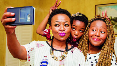 Photo of Manaka Ranaka Gushes Over The Amazing Vocals Her Daughters Have