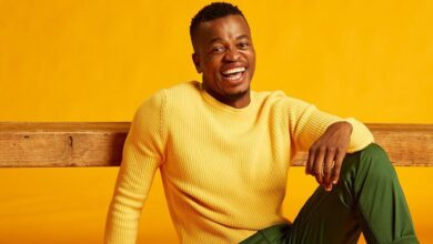 Photo of Lol! Mpho Popps Reacts To His Fashion Sense Being Compared To That of LeBron James