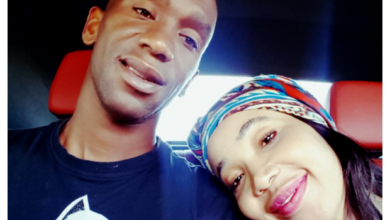 Photo of Mshoza's Ex Boyfriend and Football Star Anele Ngcongca Dies In A Car Accident
