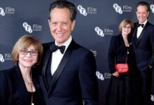 Photo of Swaziland's Richard E. Grant's Moment In The Spotlight